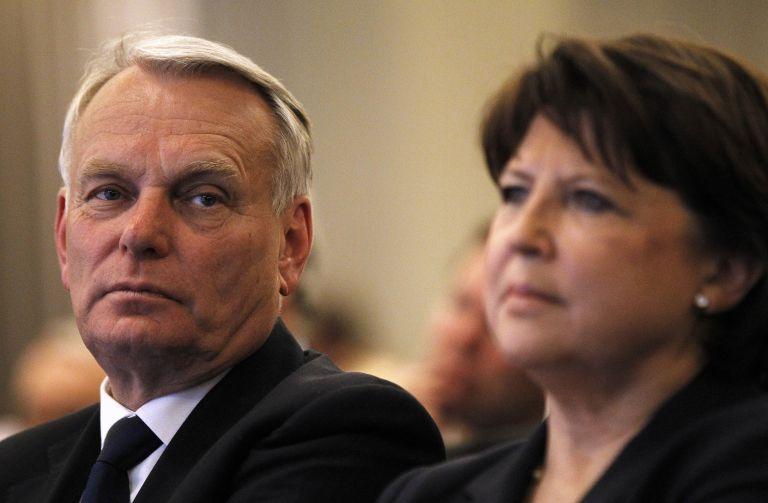 Γαλλία: Δεν μετέχει στη νέα κυβέρνηση η Μαρτίν Ομπρί | tovima.gr