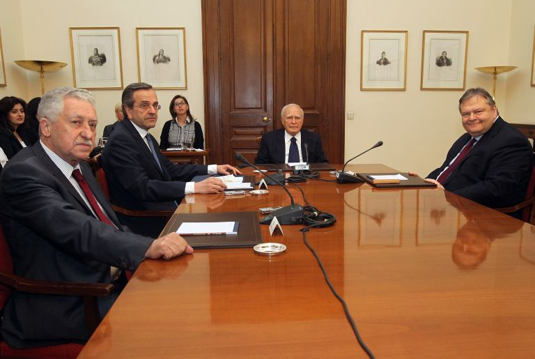 Νέες διαβουλεύσεις για κυβέρνηση την Τρίτη στο Προεδρικό   tovima.gr