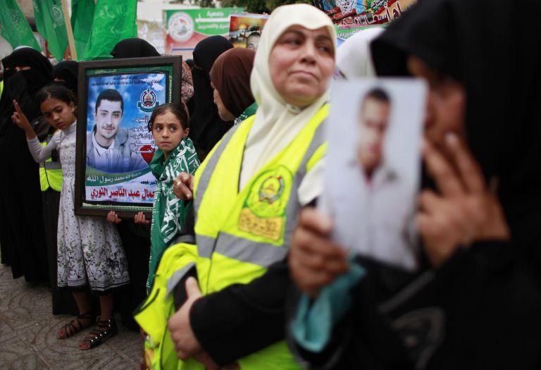 Ισραήλ: Τερματίζουν την απεργία πείνας οι παλαιστίνιοι κρατούμενοι | tovima.gr
