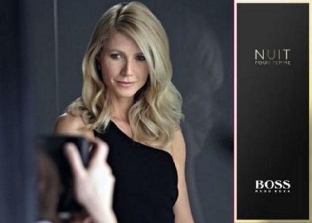 Gwyneth Paltrow: το νέο πρόσωπο του Hugo Boss | tovima.gr