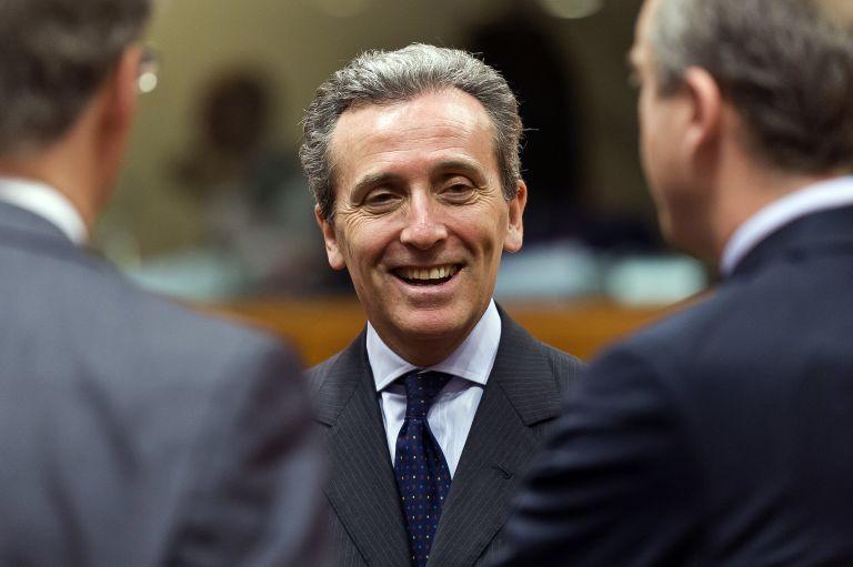 Ιταλία: Νέος υπουργός Οικονομικών ο Βιτόριο Γκρίλι   tovima.gr
