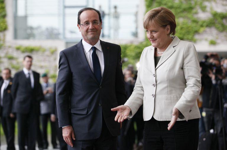 Μέρκελ: «Οι Ελληνες πληρώνουν τα λάθη των πολιτικών τους»   tovima.gr