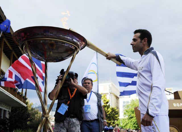 Κυκλοφοριακές ρυθμίσεις στην Αθήνα την Πέμπτη λόγω Ολυμπιακής Φλόγας | tovima.gr