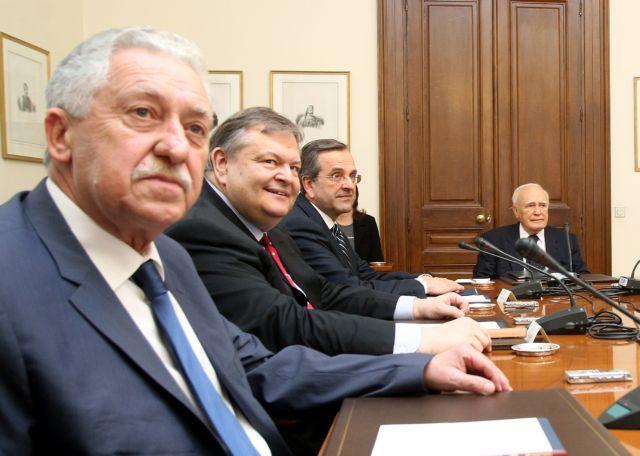 Ο Κουβέλης τρέχει να προλάβει την πόλωση | tovima.gr