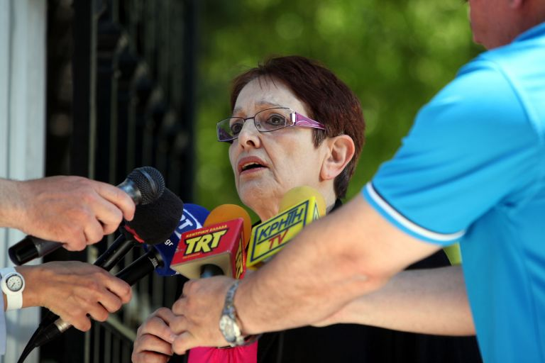 Παπαρήγα: Η Βουλή θα αποφασίσει για την κατάργηση του μνημονίου | tovima.gr