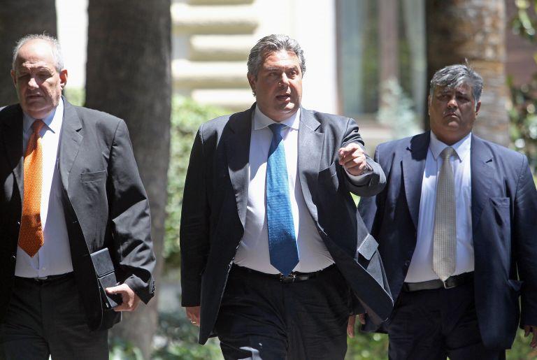 Καμμένος: Για να τηρήσουμε τον όρκο πρέπει να υπάρχει Ελληνικό κράτος | tovima.gr