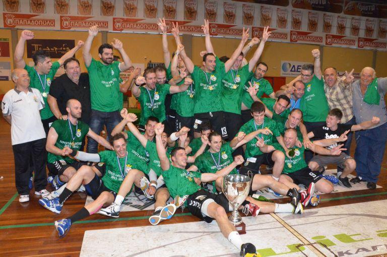 Χάντμπολ: Ο Διομήδης Αργους κατέκτησε το Τσάλεντζ Καπ | tovima.gr