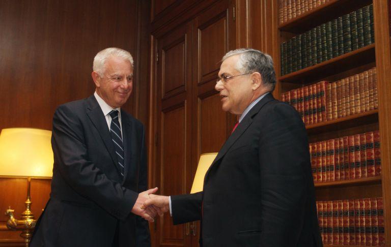 Ολοκληρώθηκε σύσκεψη Πικραμμένου – Παπαδήμου για τη σύνοδο κορυφής της Ε.Ε. | tovima.gr