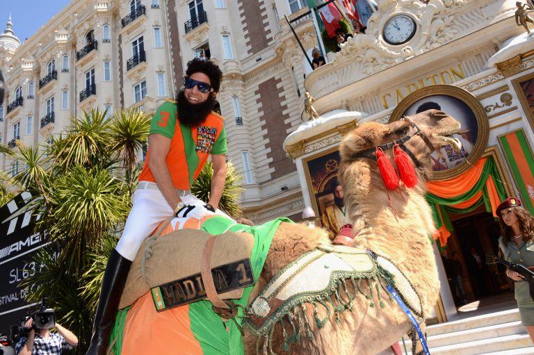 Κάννες 2012: Όταν η Τέχνη συναντά το… καρναβάλι | tovima.gr