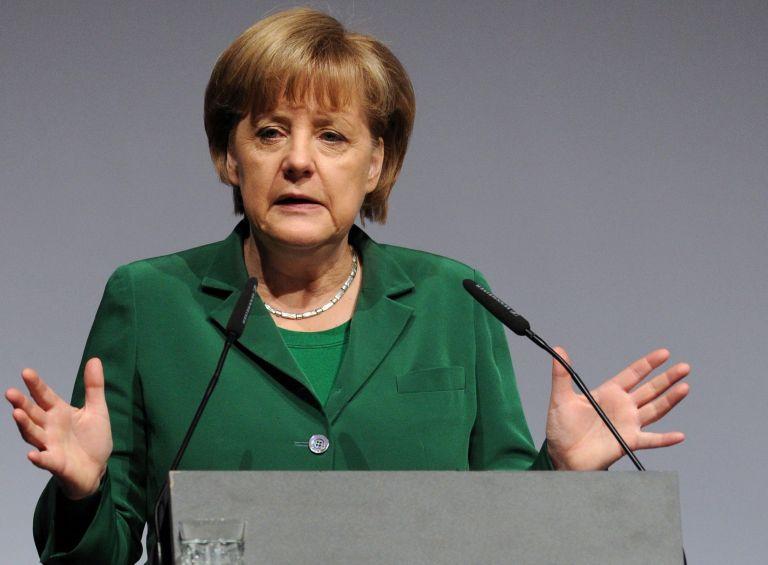 Επιμένει η Προεδρία για την πρόταση της Μέρκελ για δημοψήφισμα παραμονής στο ευρώ | tovima.gr