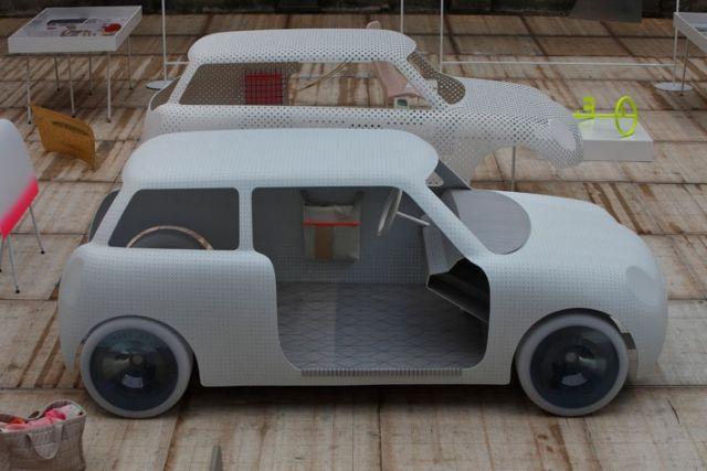 Πώς κατασκευάζεται ένα Mini; | tovima.gr