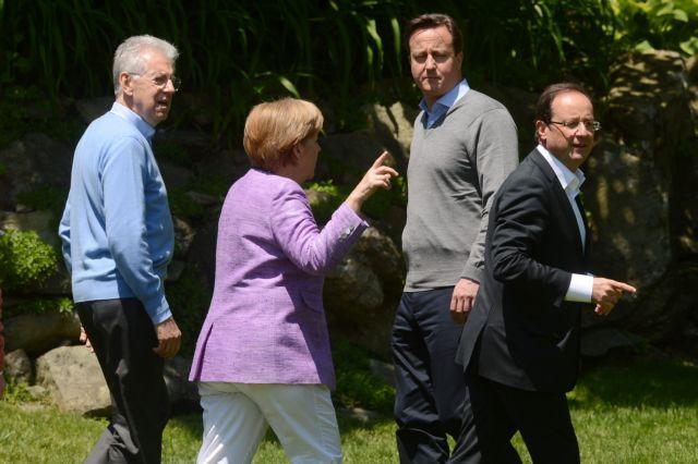 Ο Κάμερον «παίζει» με την ΕΕ, Μέρκελ και Ολάντ «ψάχνονται» | tovima.gr