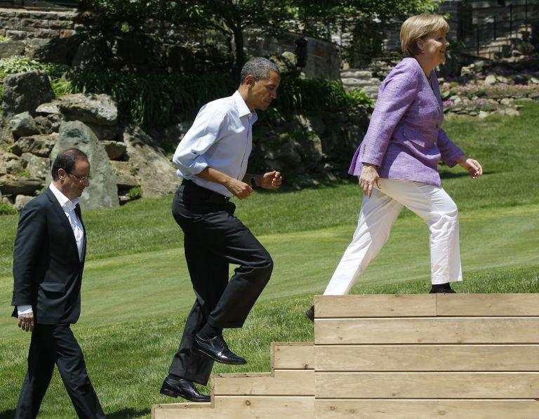 Πιέσεις Ομπάμα να μείνει η Ελλάδα στο ευρώ ως τις εκλογές | tovima.gr