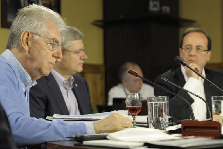 Ολάντ και Μόντι θα προτείνουν ευρωομόλογα στη Σύνοδο Κορυφής | tovima.gr