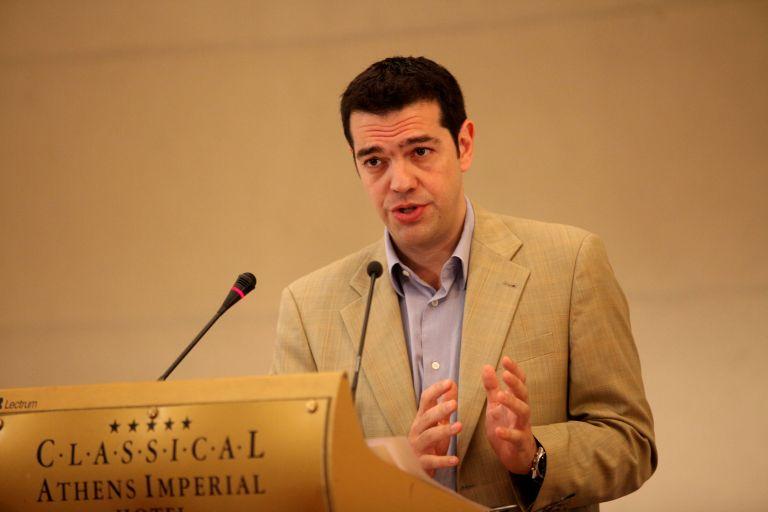 Αλέξης Τσίπρας: Αποδέχεται το ντιμπέϊτ με Σαμαρά | tovima.gr