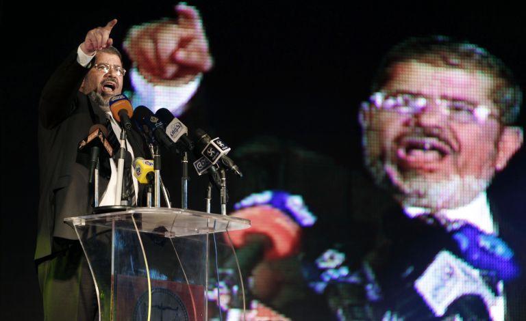 Ο ισλαμιστής Μοχάμεντ Μούρσι ανακηρύχθηκε νέος πρόεδρος της Αιγύπτου | tovima.gr