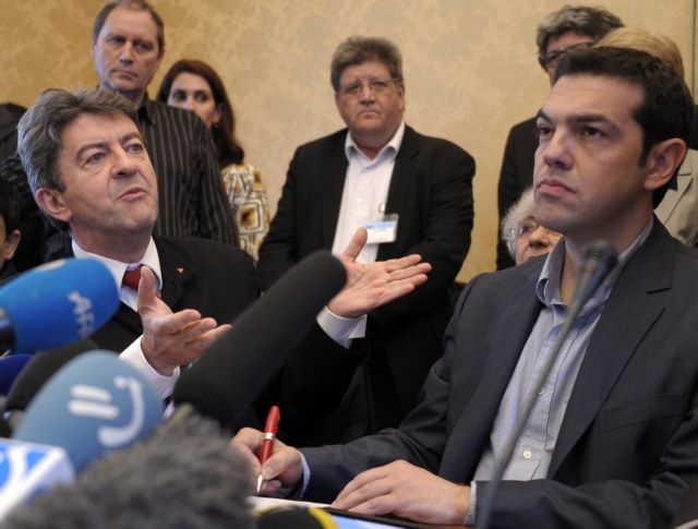 Liberation: «Μελανσόν και Τσίπρας, ριζοσπαστικά δικός σας» | tovima.gr