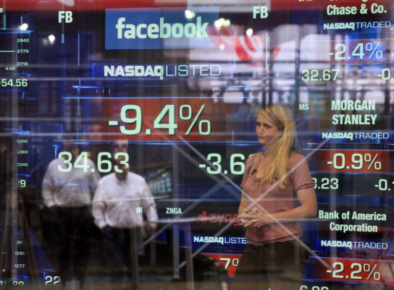 Facebook: Στα 19,80 δολάρια η τιμή της μετοχής   tovima.gr