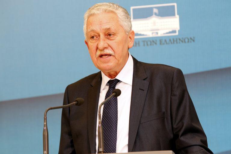 Φ. Κουβέλης: «Θα κάνουμε ό,τι πρέπει για να υπάρξει κυβέρνηση» | tovima.gr