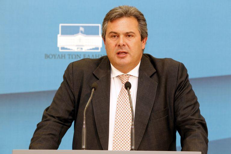 Π. Καμμένος: Να συγκροτηθεί κυβέρνηση εθνικής ενότητας για την κατάργηση του μνημονίου | tovima.gr