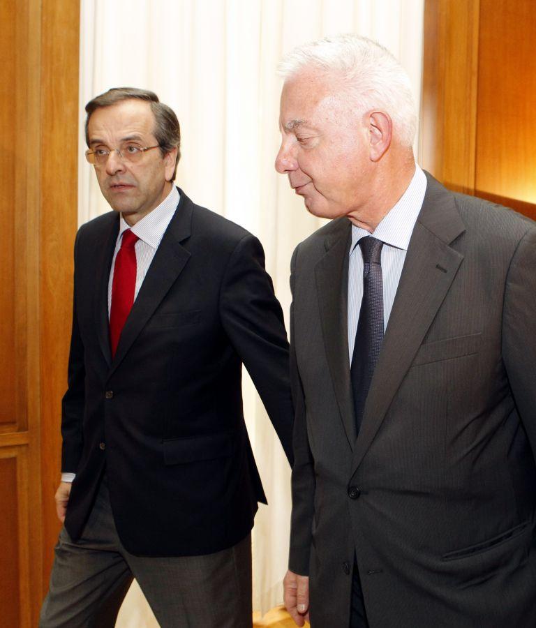 Σαμαράς: Μέσα στο ευρώ και την Ευρώπη που αλλάζει | tovima.gr