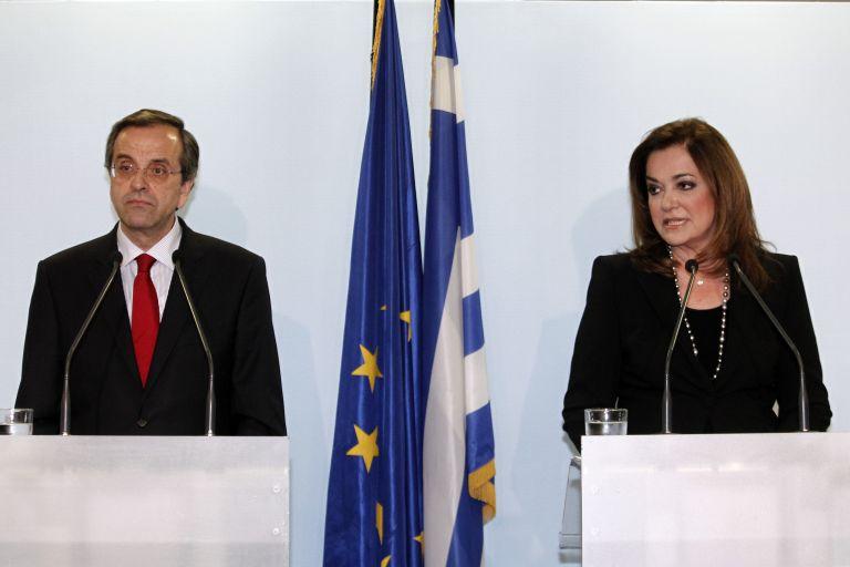 Αναταράξεις από τον «πολιτικό γάμο» Αντώνη – Ντόρας | tovima.gr