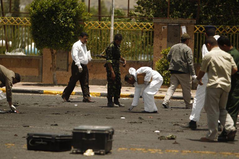 Υεμένη: Επίθεση καμικάζι σκόρπισε τον θάνατο   tovima.gr