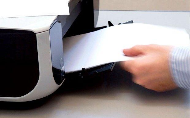 Εκτυπωτής που σβήνει τις…εκτυπώσεις | tovima.gr