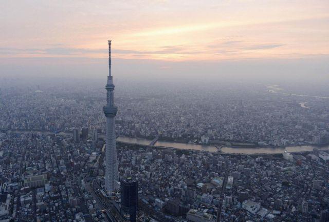 Τόκιο: Aνοιξε τις πόρτες του ο υψηλότερος πύργος στον κόσμο   tovima.gr