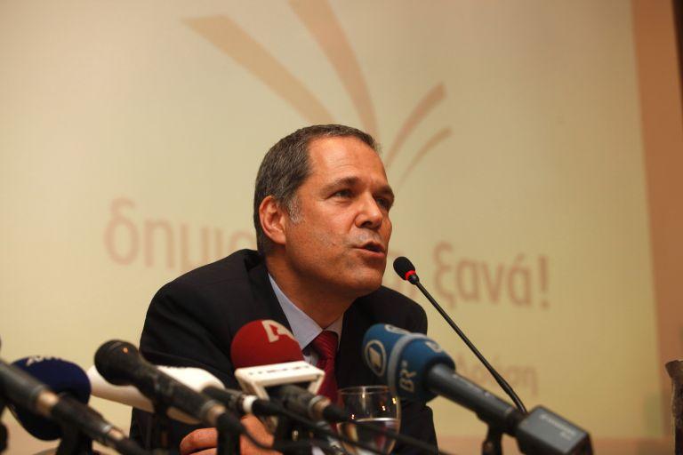 Ο Θάνος Τζήμερος γρονθοκόπησε στέλεχος του ΚΚΕ στο Περιφερειακό Συμβούλιο Αττικής | tovima.gr