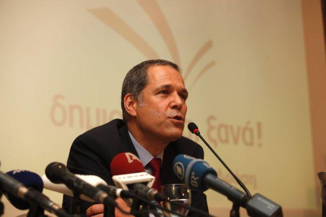 Αναταράξεις στη Δημιουργία Ξανά λόγω της συνεργασίας με τη Δράση | tovima.gr