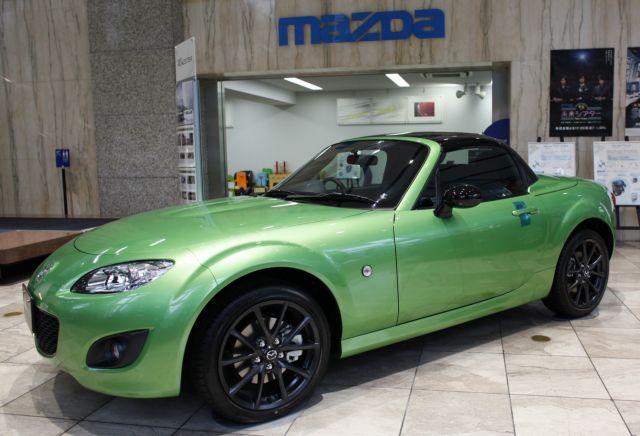 «Κάμπριο» συνεργασία Fiat και Mazda | tovima.gr