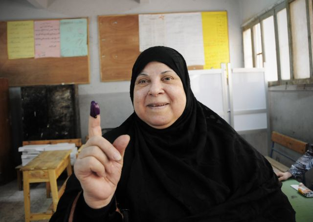 Αιγύπτια ψηφοφόρος: «Είμαι 70 ετών και θέλω να αλλάξουν όλα! »   tovima.gr