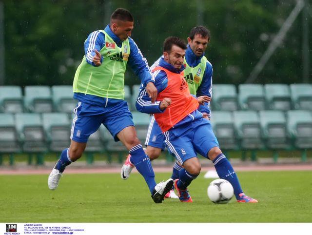Τελευταίο τεστ της Εθνικής εν όψει Euro | tovima.gr