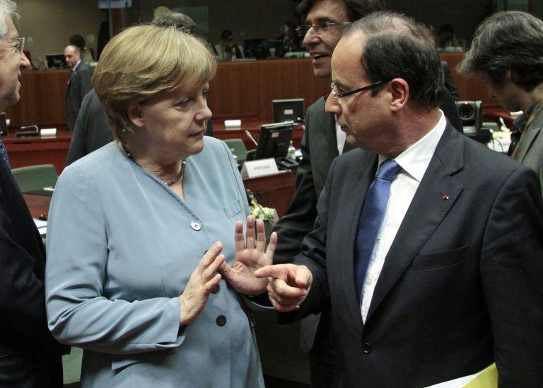 Μέρκελ: Δεν θα ληφθεί απόφαση τώρα για τα ευρωομόλογα | tovima.gr