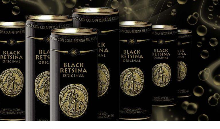 Black Retsina: Όταν το ελληνικό δαιμόνιο «μεγαλουργεί»! | tovima.gr