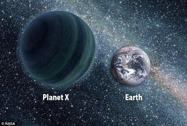 Η επιστροφή του πλανήτη Χ | tovima.gr