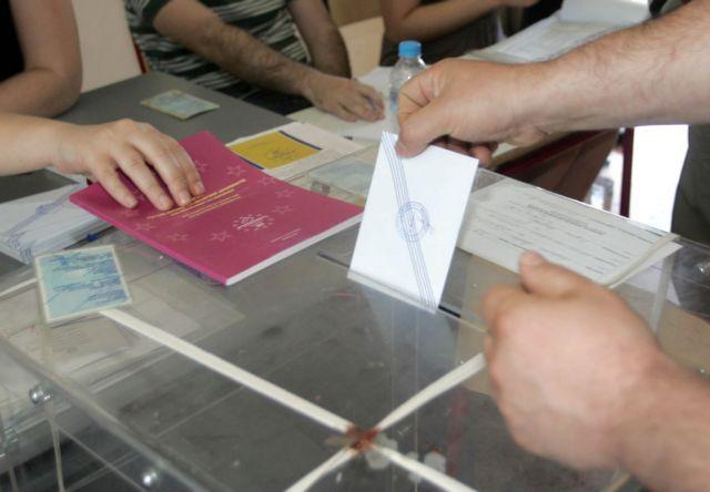Ανακοινώθηκαν οι θέσεις των εκλογικών περιπτέρων των κομμάτων   tovima.gr