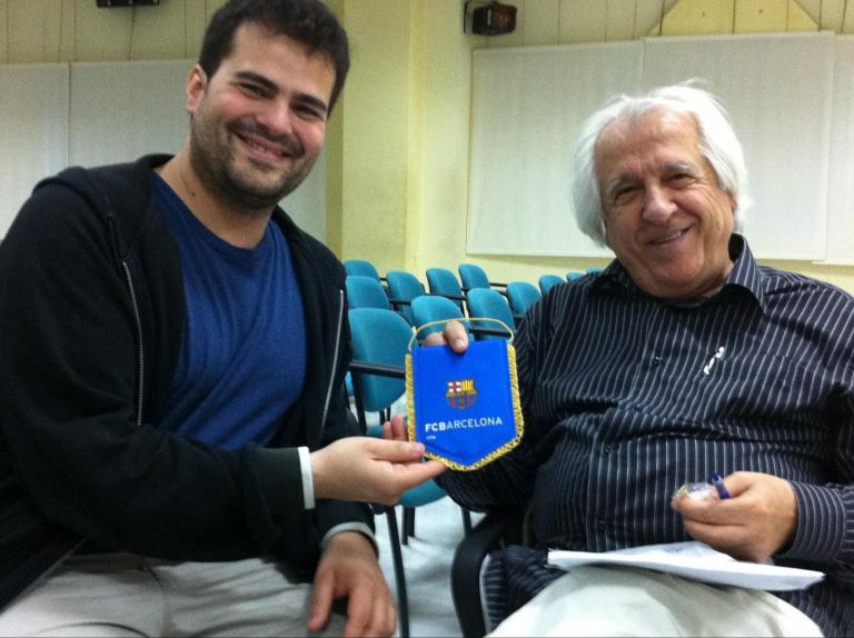 Δώρα της Μπάρτσα στον Χρ. Λεοντή σε ανταπόδωση προσφοράς έργων του | tovima.gr