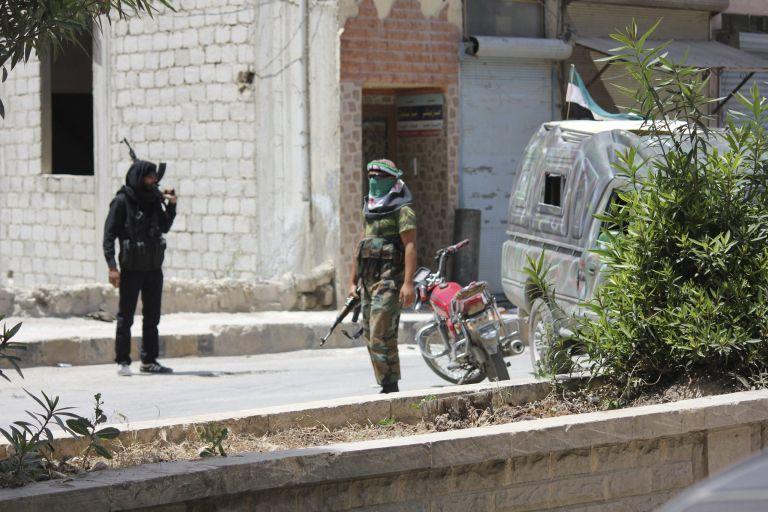 Συρία: 100 νεκροί στη σφαγή της Χάμα σύμφωνα με τους αντικαθεστωτικούς | tovima.gr