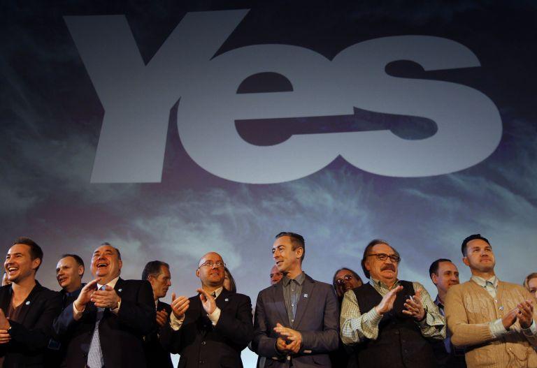 Η Σκωτία άρχισε να «βλέπει» την ανεξαρτησία της | tovima.gr