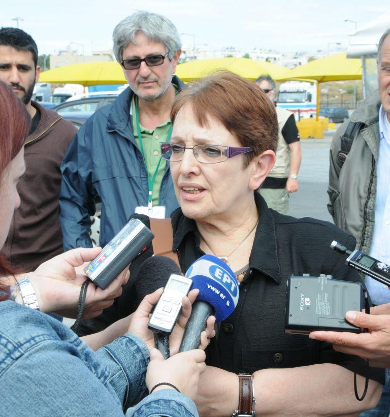 Αλ. Παπαρήγα: «Στις 17 Ιούνη ο λαός ή θα ανέβει στην κορυφή ή θα πέσει» | tovima.gr
