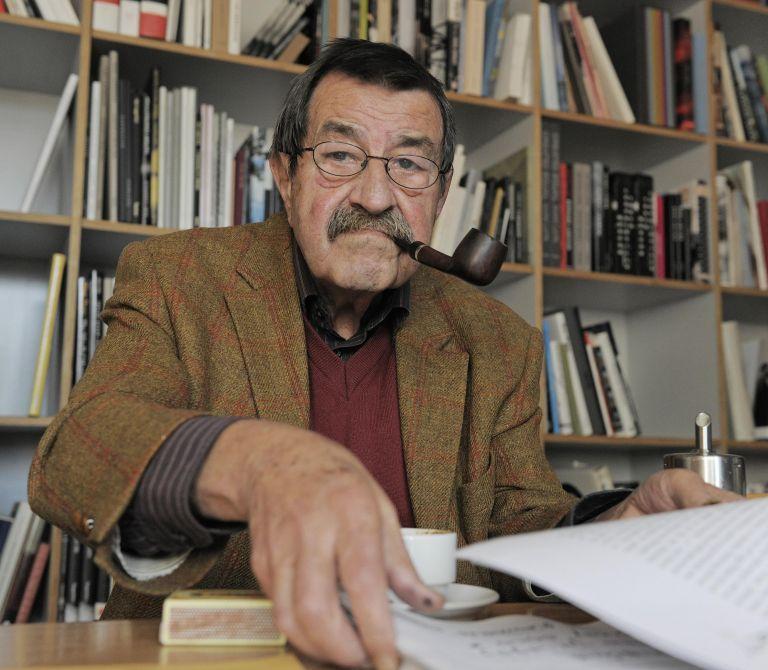 Γνήσιο το ποίημα του Γκύντερ Γκρας υπέρ της Ελλάδας | tovima.gr