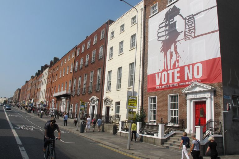 Ιρλανδία: Την Πέμπτη οι πολίτες επιλέγουν ναι ή όχι στη λιτότητα | tovima.gr