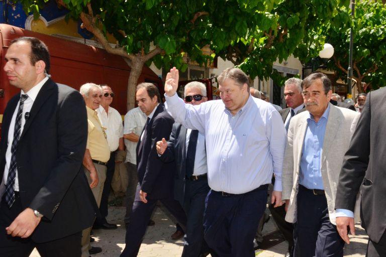 Βενιζέλος προς Λαγκάρντ: «Δεν μπορείτε να προσβάλετε τους Ελληνες» | tovima.gr