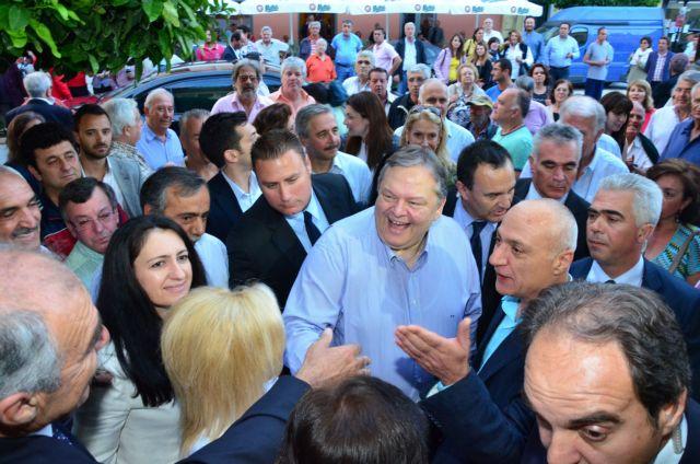 Βενιζέλος:Μονομερής καταγγελία της σύμβασης είναι παιχνίδι με τη φωτιά | tovima.gr