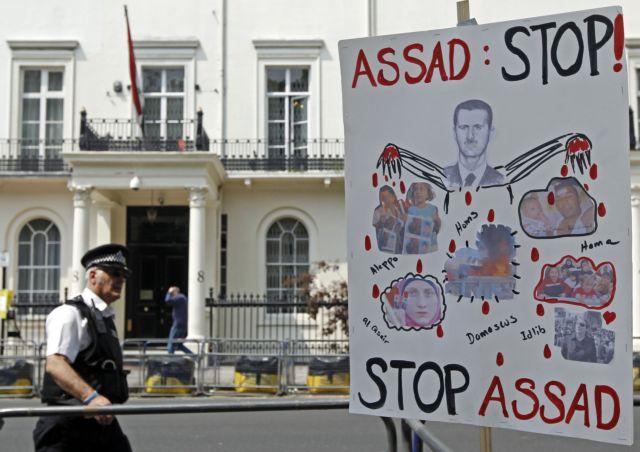 New York Times: «Να μην γίνει η Συρία ένα νέο Ιράκ» | tovima.gr