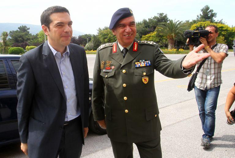 Για «ένα στρατιωτικο- μεσιτικό πλέγμα διαπλοκής» μίλησε ο Αλ. Τσίπρας   tovima.gr