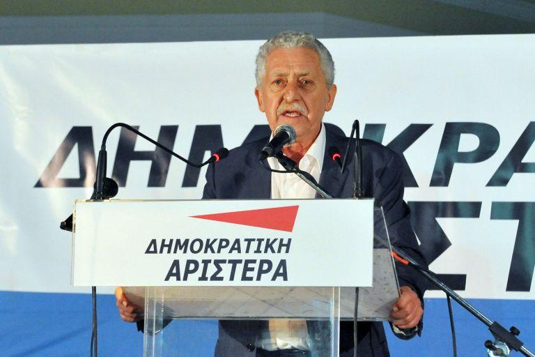 Φ. Κουβέλης: Πιθανή η οικουμενική μετά τις εκλογές | tovima.gr