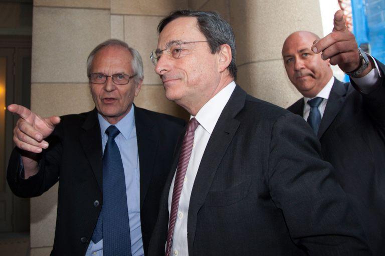 Ντράγκι: Να περιορίσουμε τη μετάδοση της κρίσης   tovima.gr